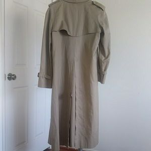 Burberry Jackets & Coats - Burberry Prorsum tan trench coat size 10 long